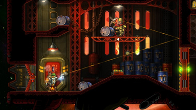 SteamWorld Heist: Ultimate Edition Screenshot 3