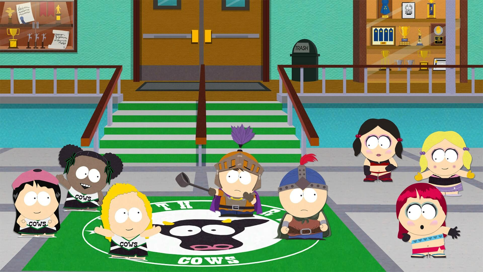 South Park: The Stick of Truth Masthead