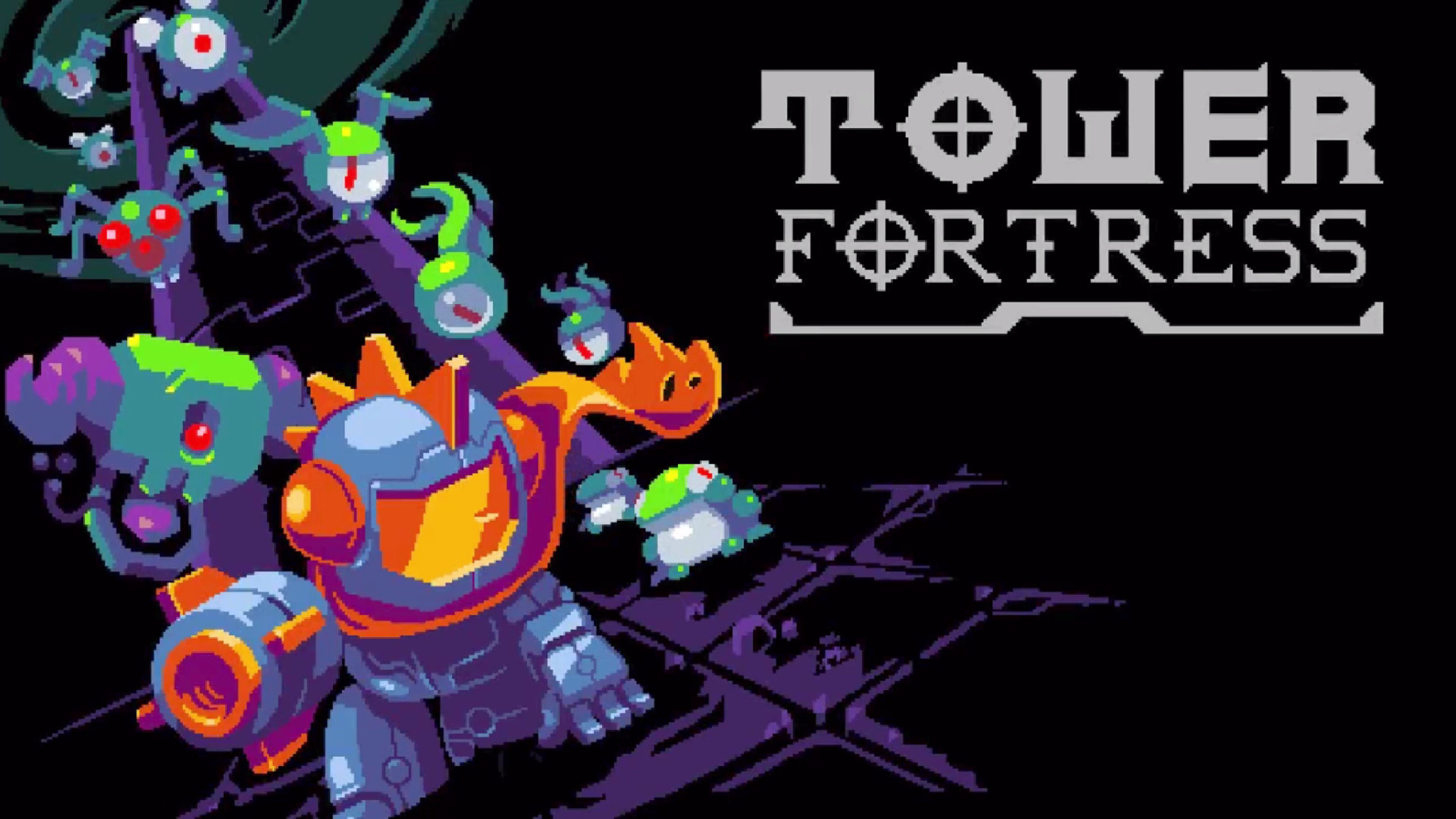 Tower Fortress Masthead