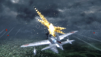 Flying Tigers: Shadows Over China Screenshot 2
