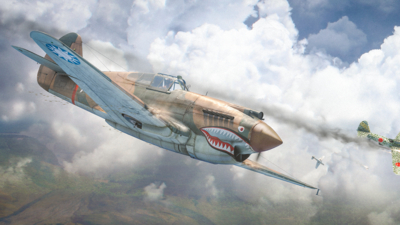 Flying Tigers: Shadows Over China Masthead