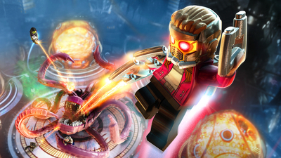 LEGO Marvel Super Heroes 2 - Guardians of the Galaxy Vol 2 Masthead