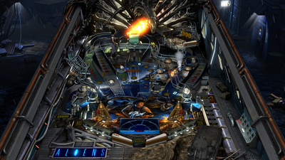 Pinball FX3: Aliens vs. Pinball Screenshot 2