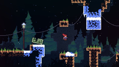 Celeste Screenshot 1