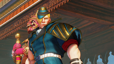 Street Fighter V: Arcade Edition Screenshot 2