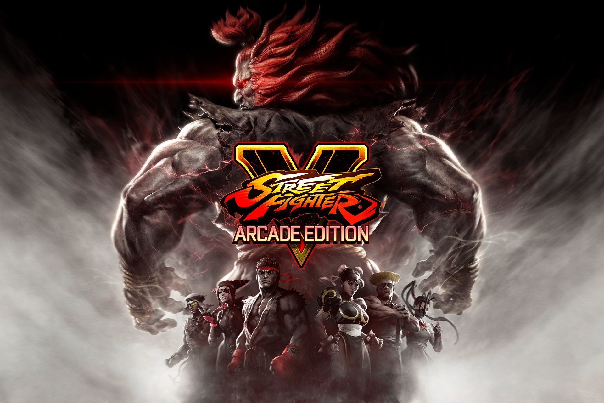 Street Fighter V: Arcade Edition Masthead