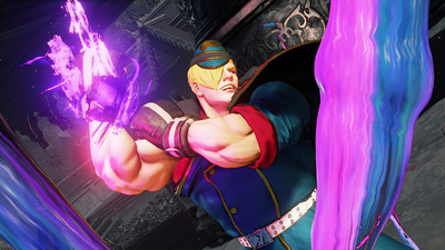Street Fighter V: Arcade Edition Screenshot 3
