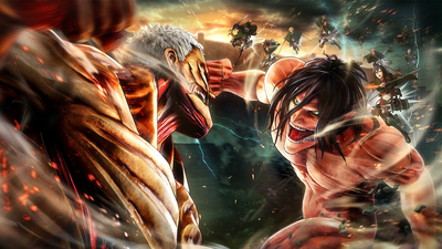 Attack on Titan 2 Masthead