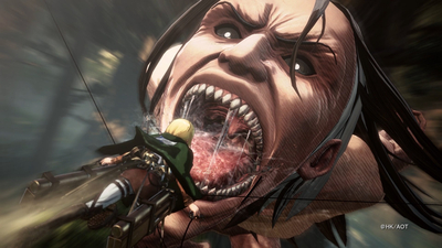Attack on Titan 2 Screenshot 1