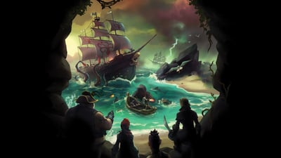 Sea of Thieves Masthead