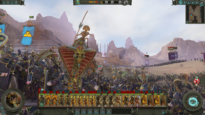 Total War: Warhammer 2 – Rise of the Tomb Kings Screenshot 2