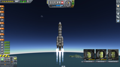 Kerbal Space Program: Enhanced Edition Screenshot 2