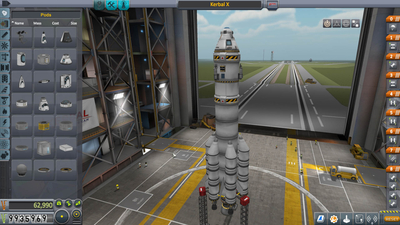 Kerbal Space Program: Enhanced Edition Screenshot 1