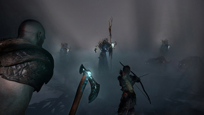 God of War Screenshot 2