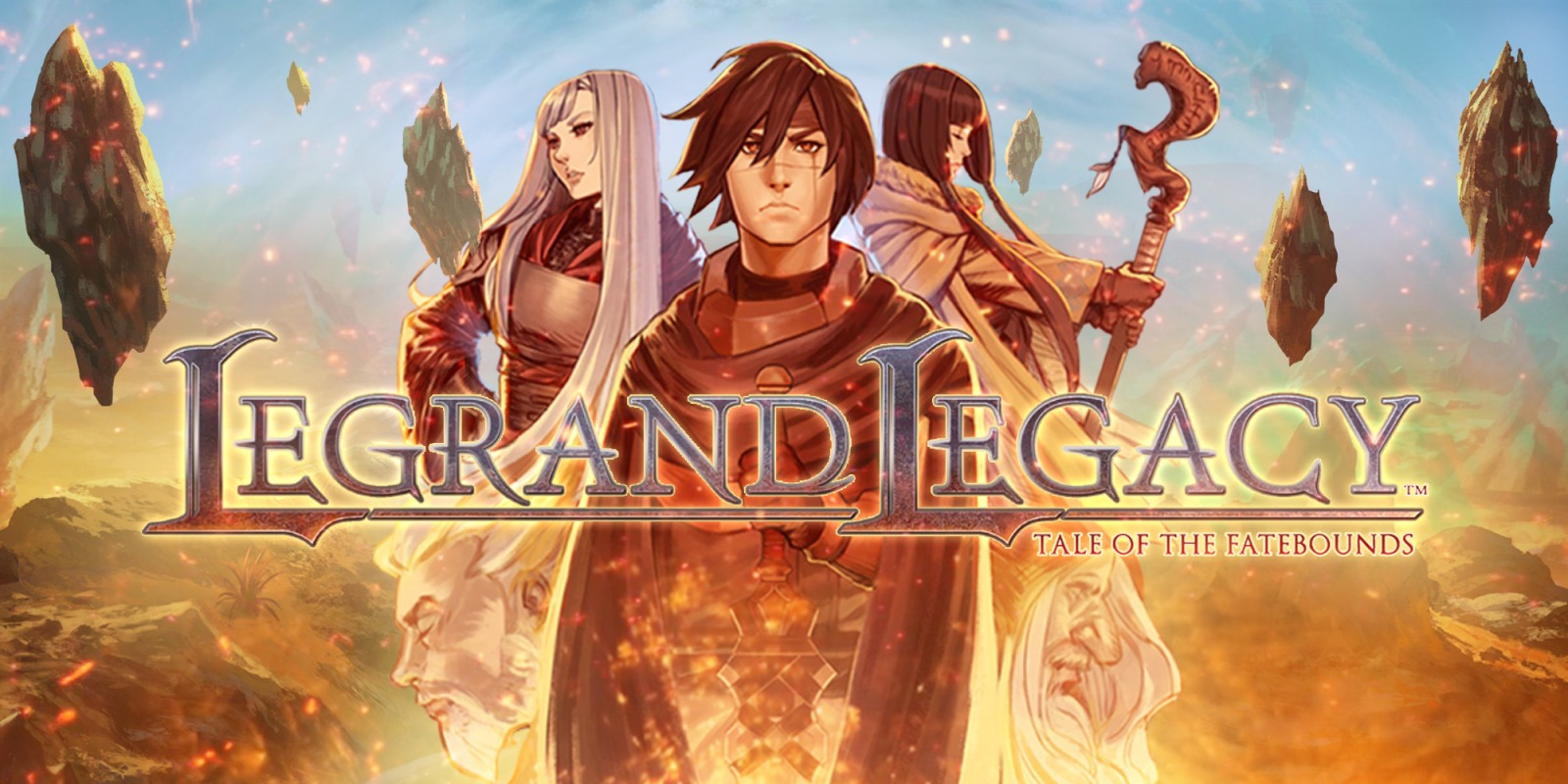 Legrand Legacy: Tale of the Fatebounds Masthead