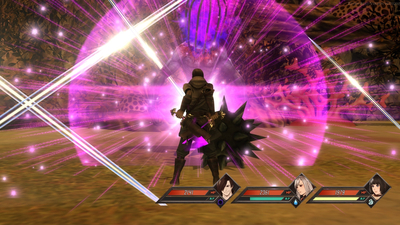 Legrand Legacy: Tale of the Fatebounds Screenshot 1