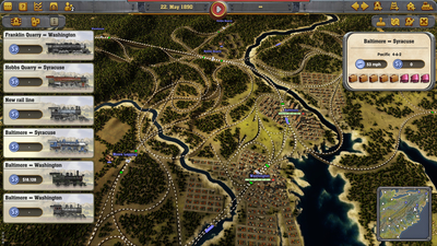 Railway Empire Screenshot 1