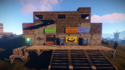 Rust Screenshot 5
