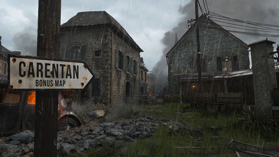 Call of Duty: WWII - The Resistance Screenshot 1