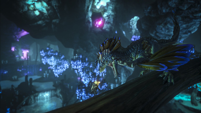 ARK: Aberration Screenshot 4
