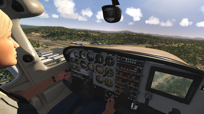 Aerofly FS 2 Flight Simulator Screenshot 2