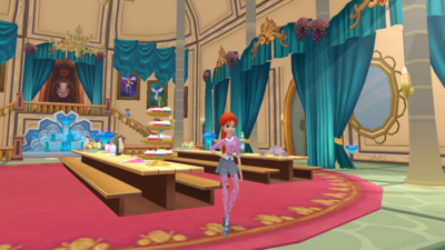 Winx Club: Alfea Butterflix Adventures Screenshot 3