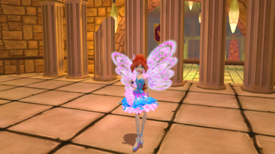 Winx Club: Alfea Butterflix Adventures Screenshot 4