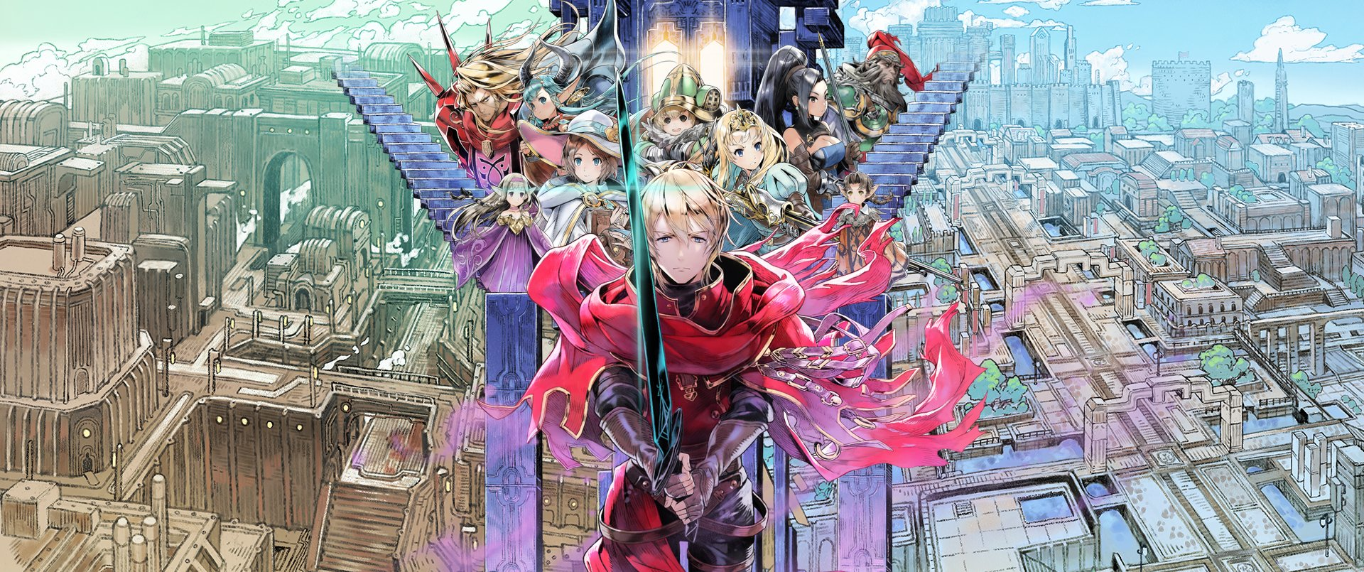 Radiant Historia: Perfect Chronology Masthead