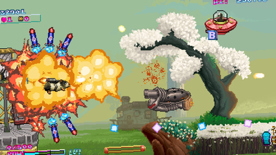 Q-YO Blaster Screenshot 3
