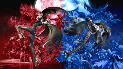 Bayonetta 1+2 - Switch Collection Masthead