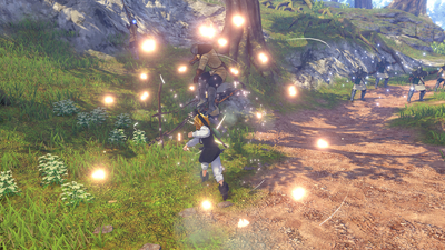The Seven Deadly Sins: Knights of Britannia Screenshot 2