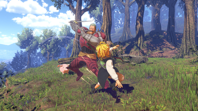 The Seven Deadly Sins: Knights of Britannia Screenshot 3