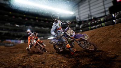 Monster Energy Supercross: The Official Videogame Screenshot 5