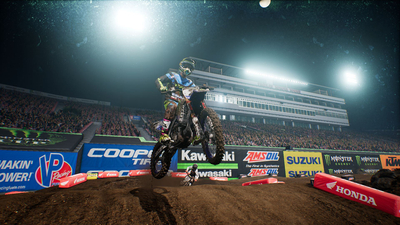 Monster Energy Supercross: The Official Videogame Screenshot 3