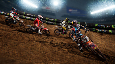 Monster Energy Supercross: The Official Videogame Screenshot 4