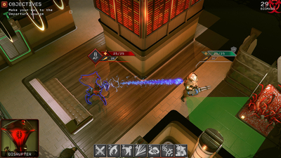 Attack of the Earthlings Screenshot 3