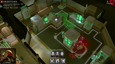 Attack of the Earthlings Screenshot 6