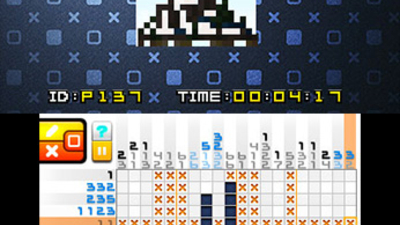 Picross e8 Screenshot 1