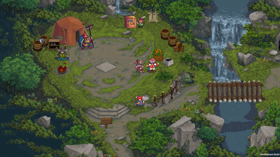 Tangledeep Screenshot 3