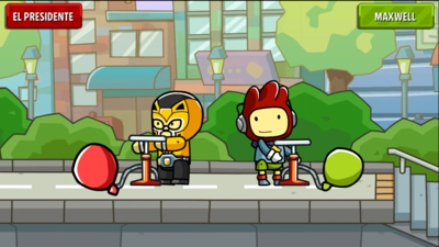 Scribblenauts Showdown Screenshot 2