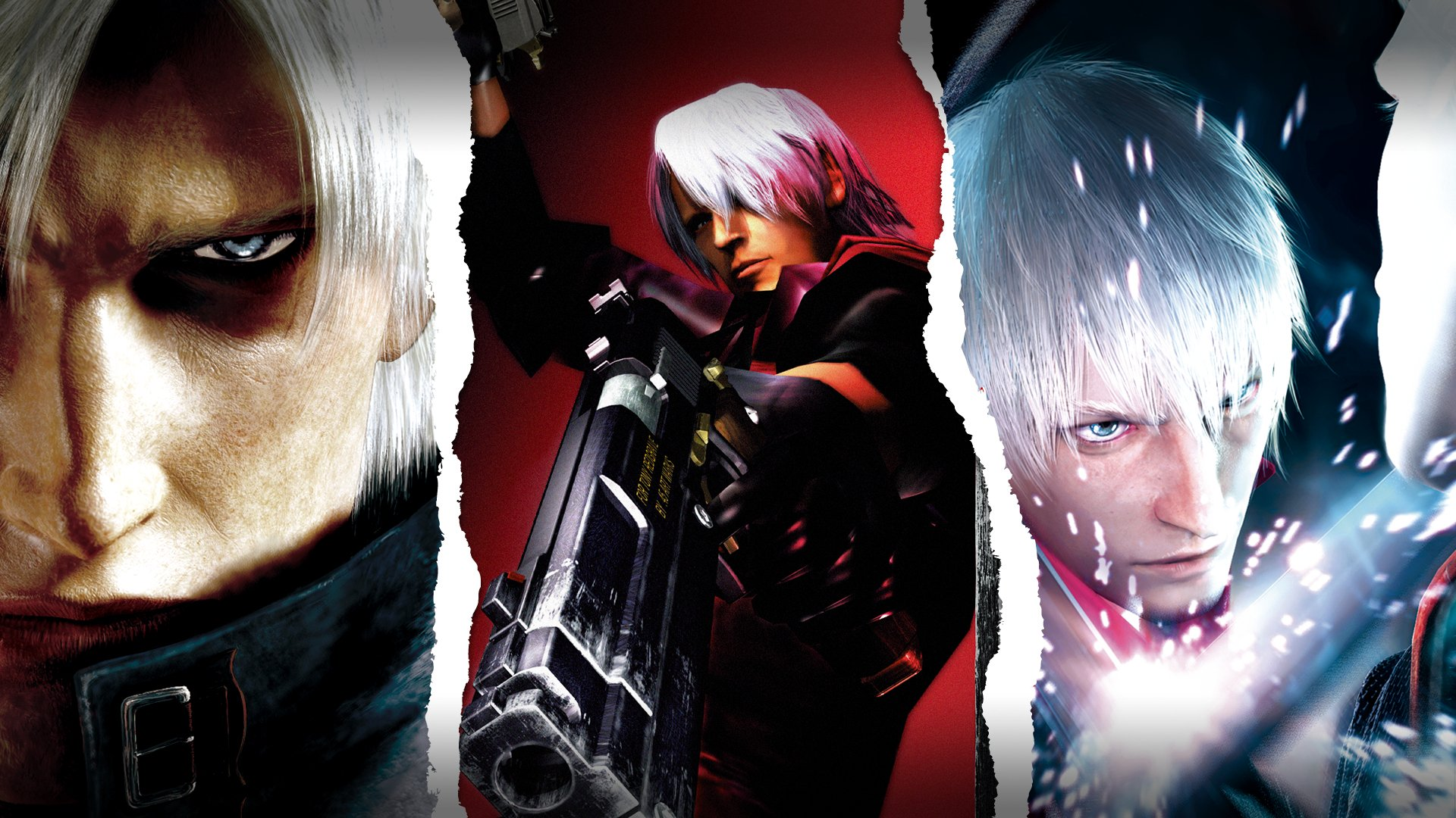 Devil May Cry HD Collection Masthead