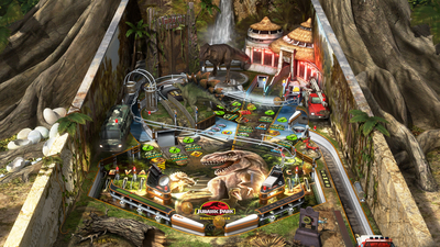 Pinball FX3: Jurassic World Screenshot 1