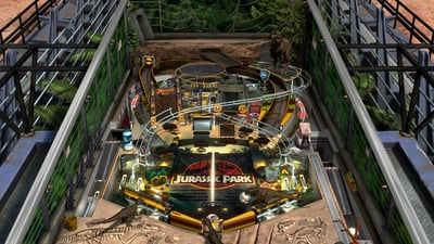 Pinball FX3: Jurassic World Screenshot 2