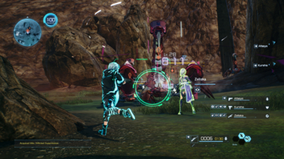 Sword Art Online: Fatal Bullet Screenshot 2