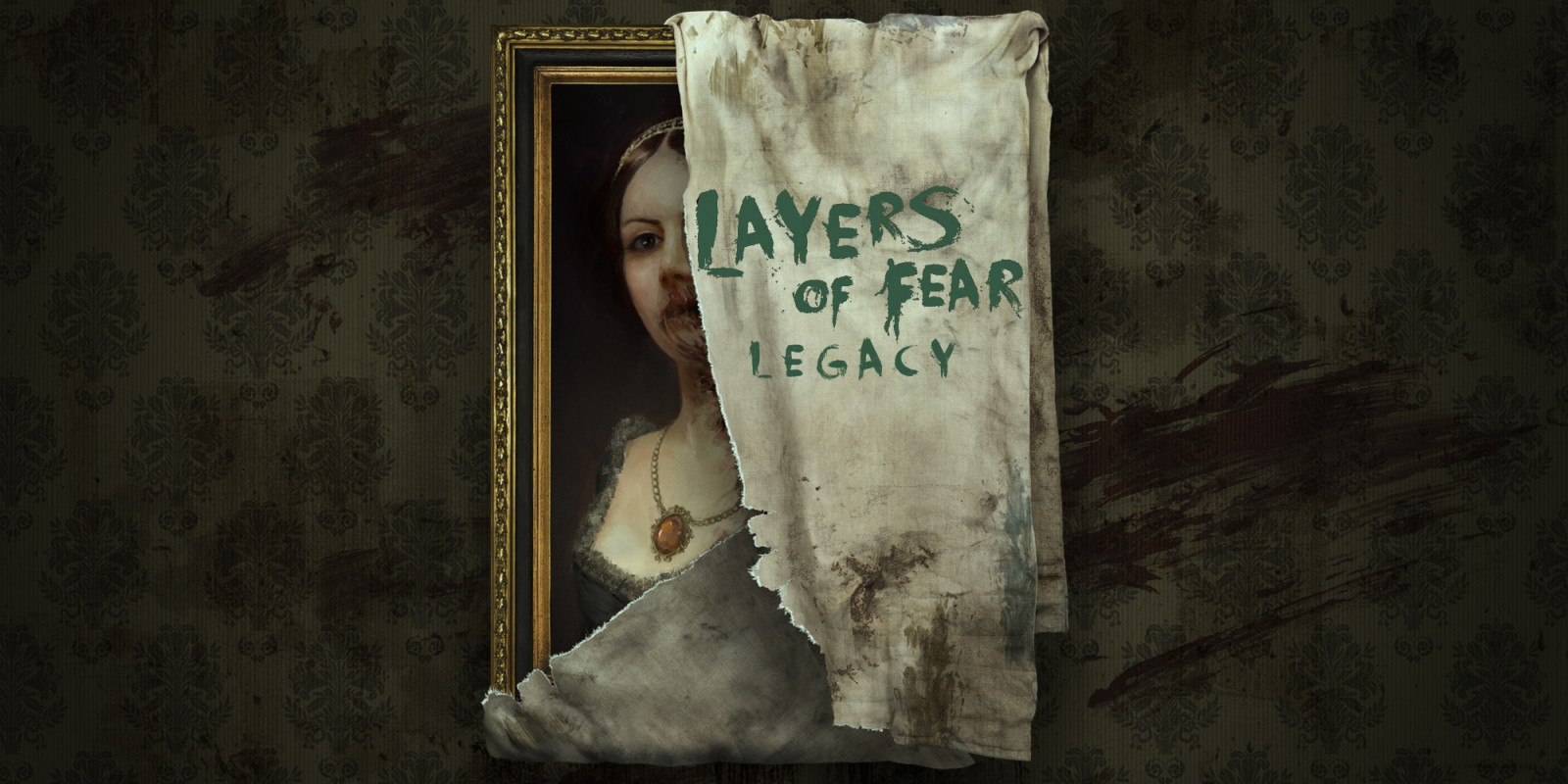 Layers of Fear: Legacy Masthead
