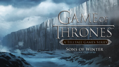 Game of Thrones: Episode Four - Sons of Winter Screenshot 1