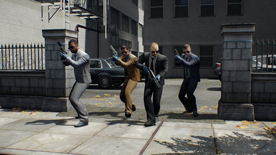 Payday 2 - Nintendo Switch Edition Screenshot 1