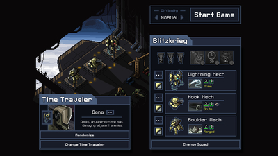 Into The Breach Screenshot 2