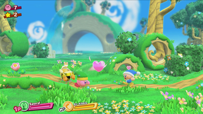 Kirby Star Allies Screenshot 1