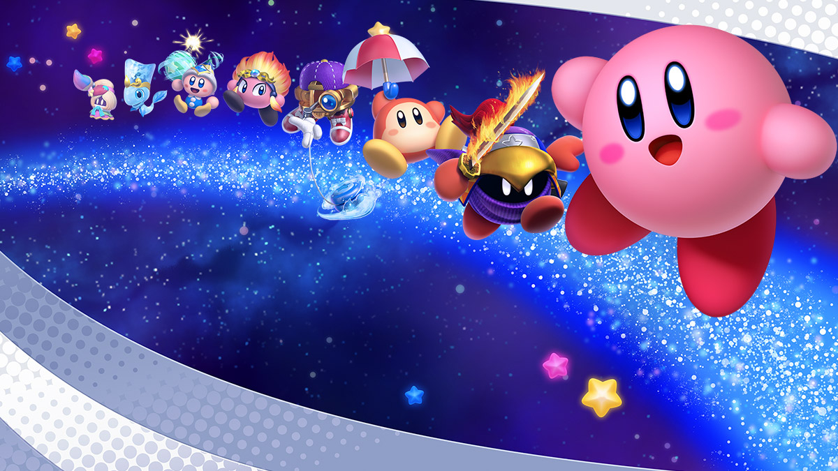 Kirby Star Allies Masthead
